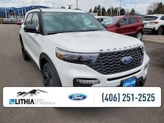 New 2021 Ford Explorer ST 4WD SUV Missoula, MT