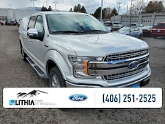Used 2018 Ford F-150 Lariat Truck SuperCrew Cab Missoula, MT