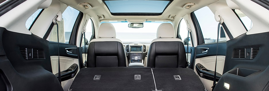 Ford Edge Interior Vehicle Features
