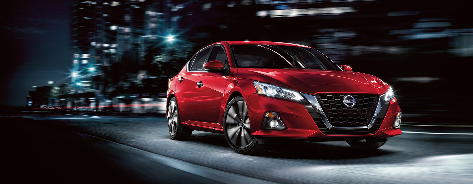 Nissan Altima Exterior Vehicle Features