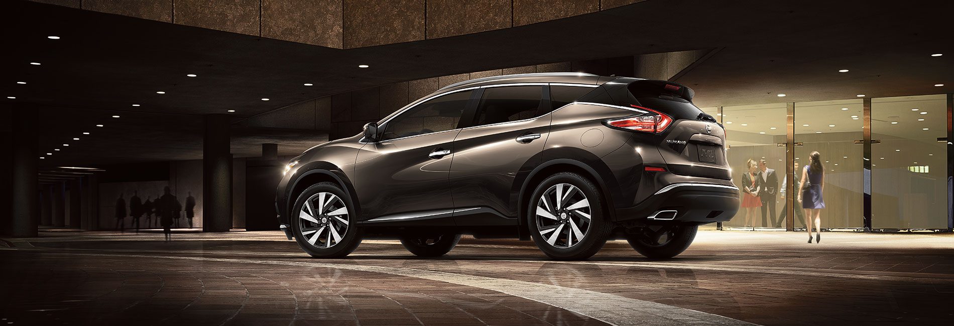 Nissan Murano Exterior Vehicle Features