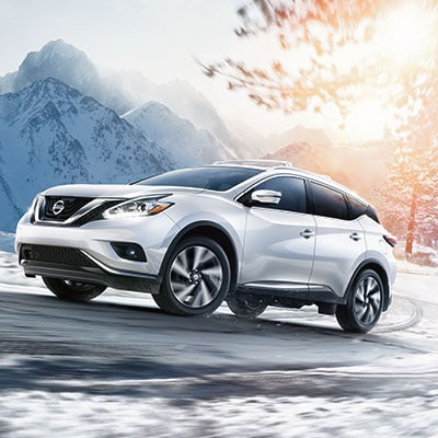 Nissan Murano All-Wheel Drive