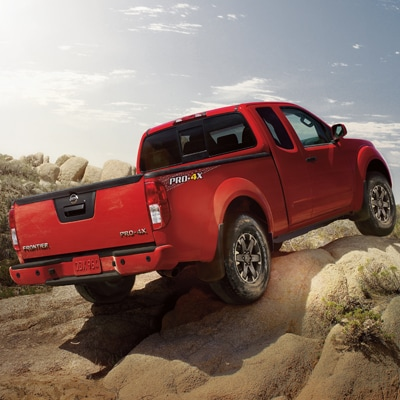 Nissan Frontier Ground Clearance