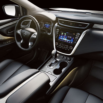 Nissan Murano Virtual Cockpit