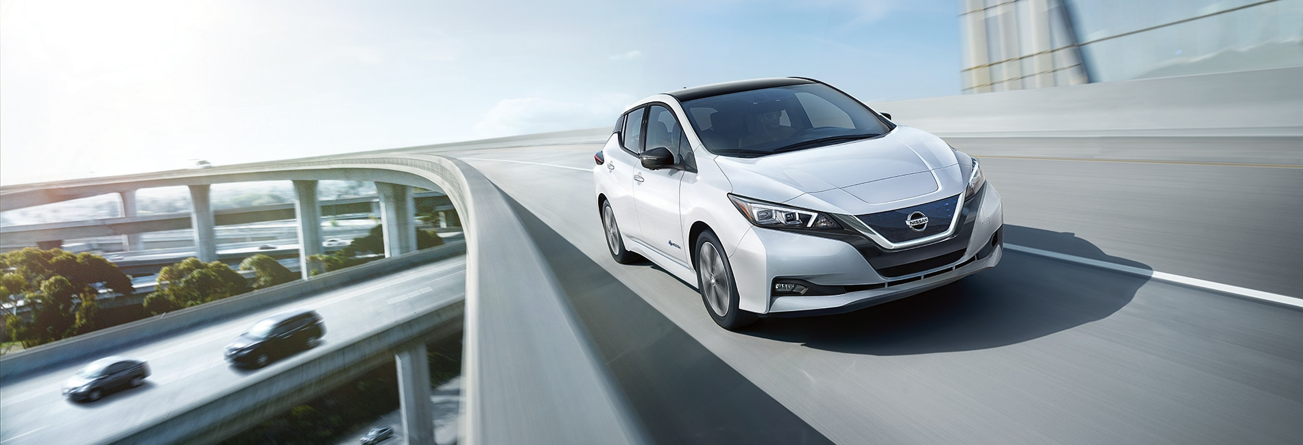 Nissan Leaf Exterior Vehicle Features
