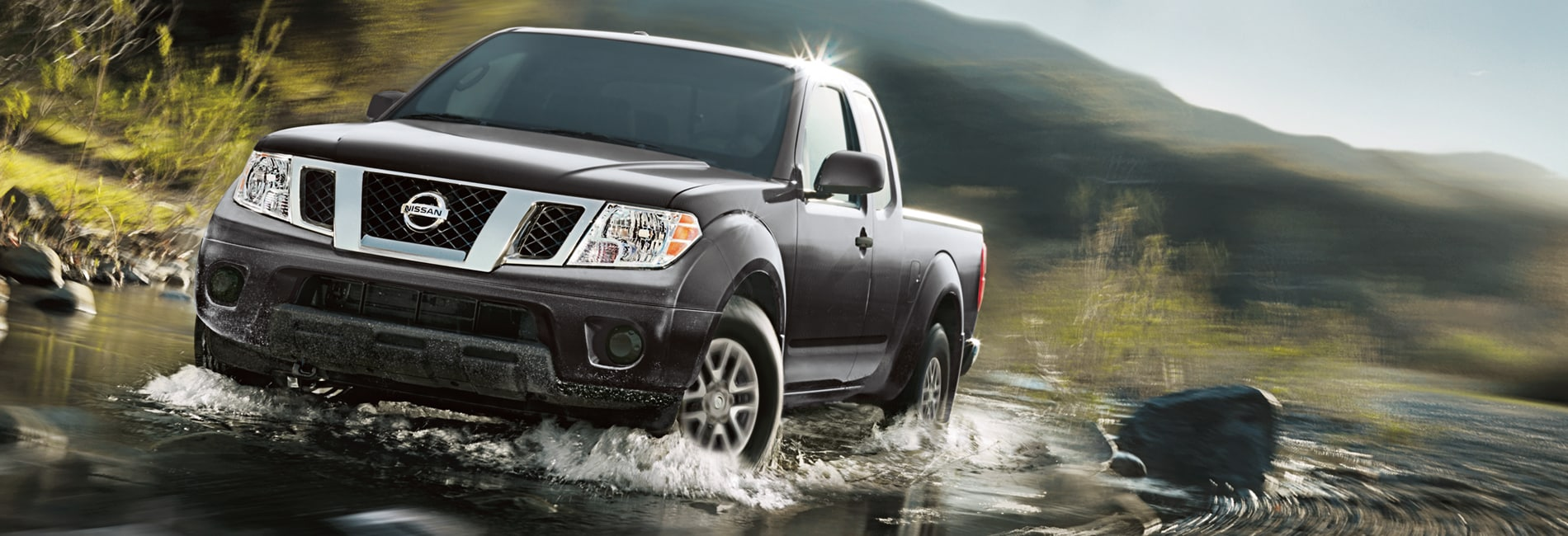 Nissan Frontier Exterior Vehicle Features