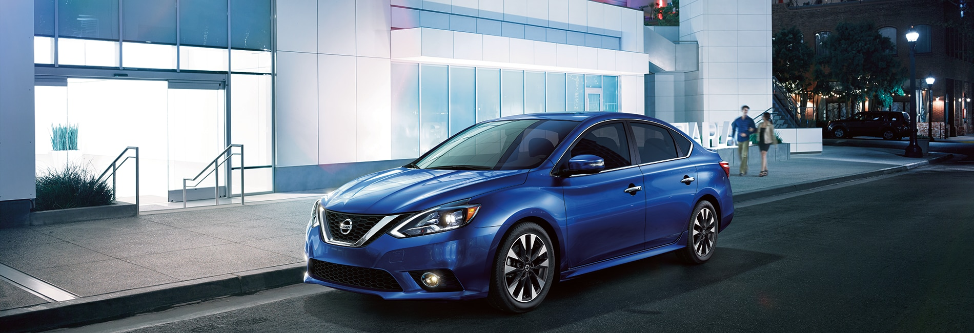 Nissan Sentra Exterior Vehicle Features