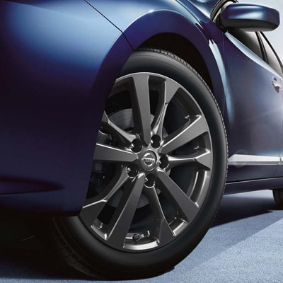 Nissan Altima Alloy Wheels