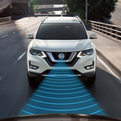 Nissan Rogue Active Safety