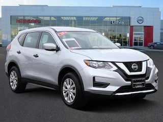 Certified Pre-Owned 2018 Nissan Rogue AWD S SUV Medford, OR