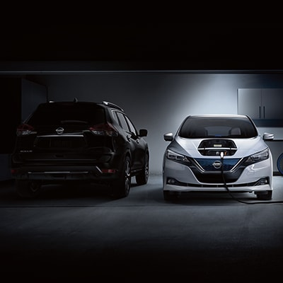 Nissan Leaf ECO