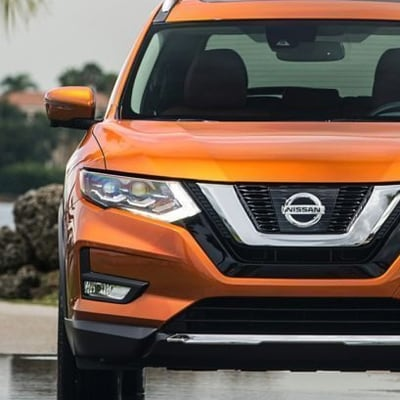Nissan Rogue Signature LED Daytime Running Lights