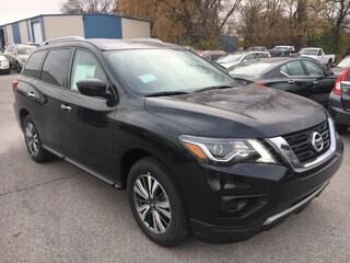 New 2019 Nissan Pathfinder S SUV Ames, IA