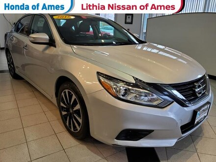 2018 Nissan Altima 2.5 SL Sedan Sedan
