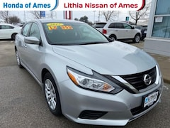 Used 2017 Nissan Altima 2.5 S Sedan Sedan Ames, IA