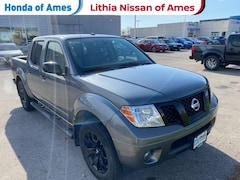 Used 2018 Nissan Frontier Crew Cab 4x4 SV V6 Auto Truck Crew Cab Ames, IA