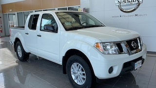 New 2020 Nissan Frontier SV Truck Crew Cab Ames IA