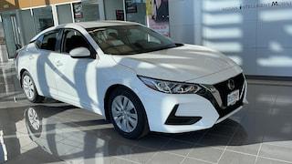 New 2021 Nissan Sentra S Sedan Ames, IA