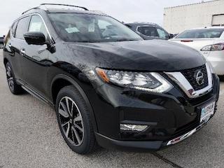 New 2019 Nissan Rogue SL SUV Ames, IA