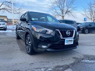 New 2020 Nissan Kicks SR SUV Ames, IA
