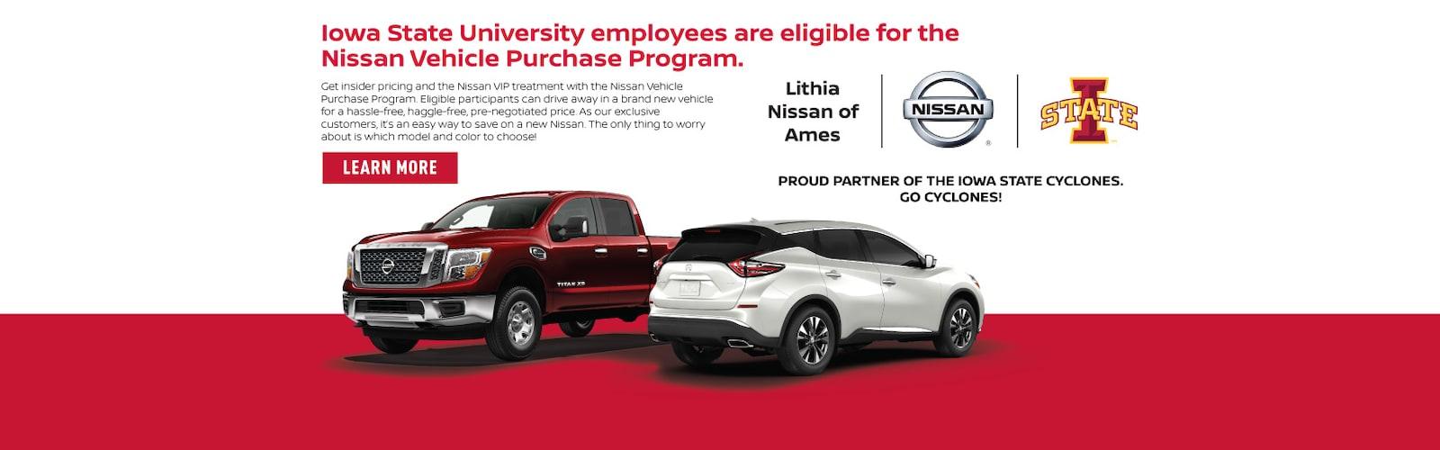 Ames Car Dealers >> New Used Car Dealer Ames Ia Lithia Nissan Of Ames Serving Des
