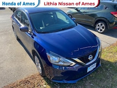 Used 2017 Nissan Sentra S CVT Sedan Ames, IA