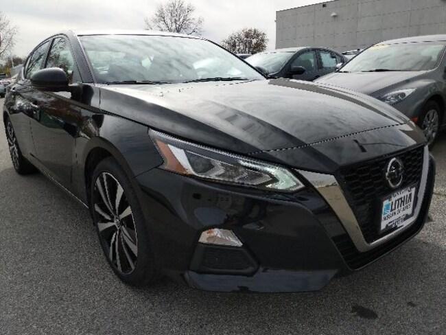 New 2019 Nissan Altima 2.5 SR Sedan Ames, IA