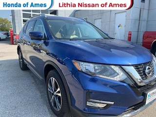 Certified Pre-Owned 2017 Nissan Rogue AWD SL SUV Ames, IA
