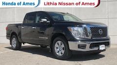 Used 2018 Nissan Titan 4x4 Crew Cab SV Truck Crew Cab Ames, IA