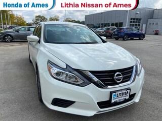 Used 2017 Nissan Altima 2.5 S Sedan Sedan Ames, IA