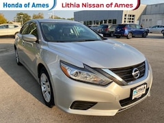 Used 2018 Nissan Altima 2.5 S Sedan Sedan Ames, IA