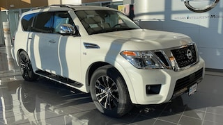 New 2020 Nissan Armada Platinum SUV Ames, IA
