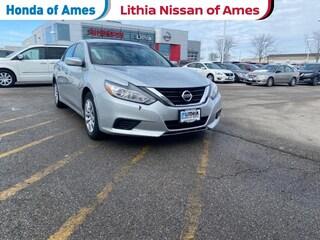 Certified Pre-Owned 2017 Nissan Altima 2.5 S Sedan Sedan Ames, IA