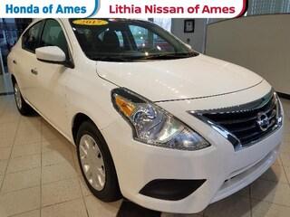 Used 2017 Nissan Versa SV CVT Sedan Ames, IA