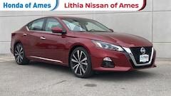 Used 2019 Nissan Altima 2.5 Platinum Sedan Sedan Ames, IA