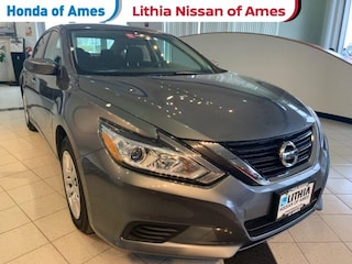 Certified Pre-Owned 2018 Nissan Altima 2.5 S Sedan Sedan Ames, IA