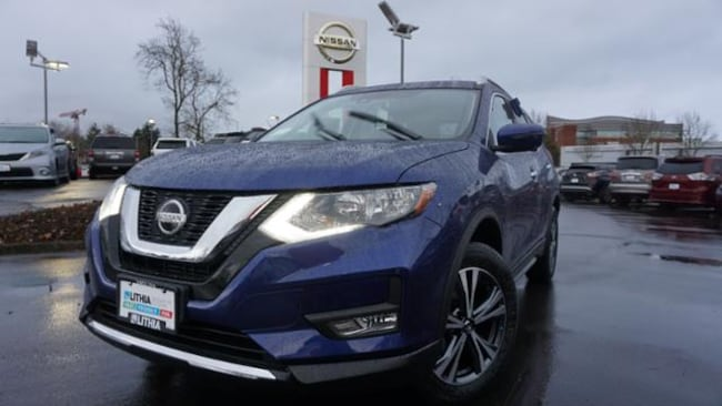 New 2019 Nissan Rogue SV SUV Eugene, OR