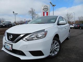 New 2019 Nissan Sentra SV Sedan Eugene, OR