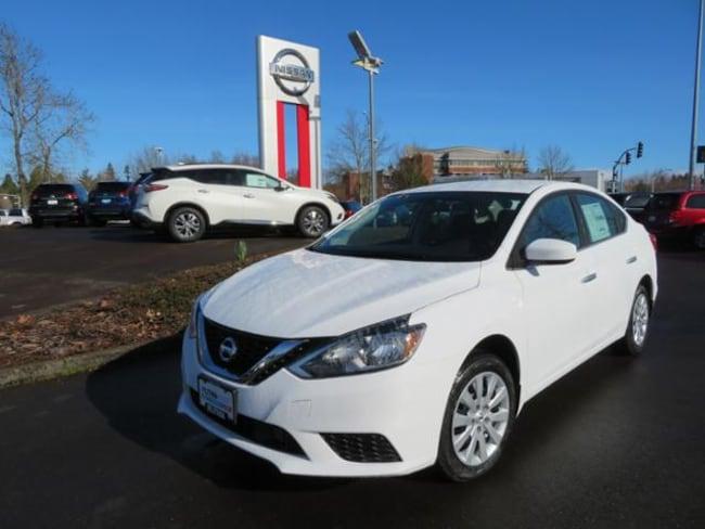 New 2019 Nissan Sentra S Sedan Eugene, OR