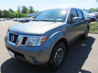 Certified Pre-Owned 2018 Nissan Frontier PRO-4X Truck Crew Cab Eugene, OR