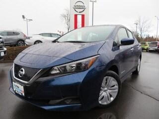 New 2019 Nissan LEAF S Hatchback Eugene, OR