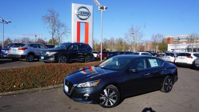New 2019 Nissan Altima 2.5 SV Sedan Eugene, OR