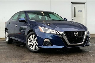 Certified Pre-Owned 2021 Nissan Altima 2.5 S Sedan Eugene, OR