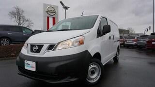 New 2019 Nissan NV200 S Van Compact Cargo Van Eugene, OR