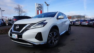 New 2019 Nissan Murano AWD S Sport Utility Eugene, OR