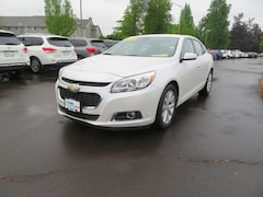 2016 Chevrolet Malibu Limited LTZ Sedan Eugene, OR