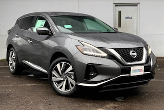 New 2021 Nissan Murano SL SUV Eugene, OR