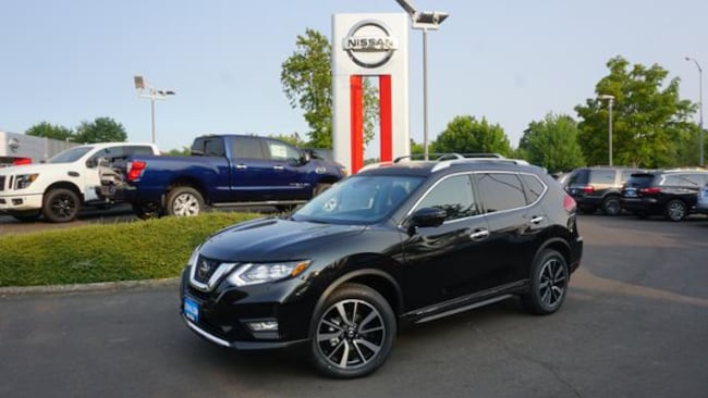 New 2018 Nissan Rogue SL SUV Eugene, OR