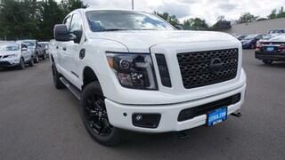 New 2018 Nissan Titan XD SL Diesel Truck Crew Cab Eugene, OR