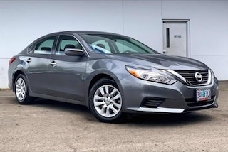 Certified Pre-Owned 2018 Nissan Altima 2.5 S Sedan Eugene, OR